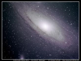 Andromeda Galaxy (M31) - 2013/09/03
