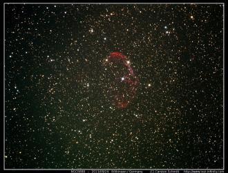 NGC6888 - 2013/09/24