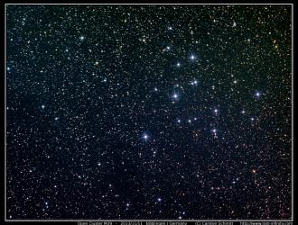 Open Cluster M39 - 2013/11/11