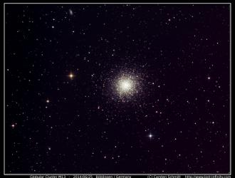 Globular Cluster (M13) - 2014/06/25