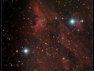 Pelican Nebula (IC5070) - 2014/07/03