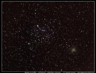 Messier 35 cluster - 2015/02/19