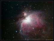Orion Nebula (M43) - 2014/02/07