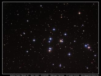 Beehive Cluster (M44) - 2016/03/09
