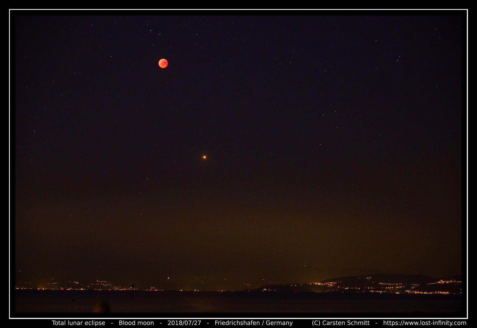 red moon tonight spain - photo #19