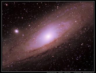 M31 - Andromeda Galaxy - 2018/12/31