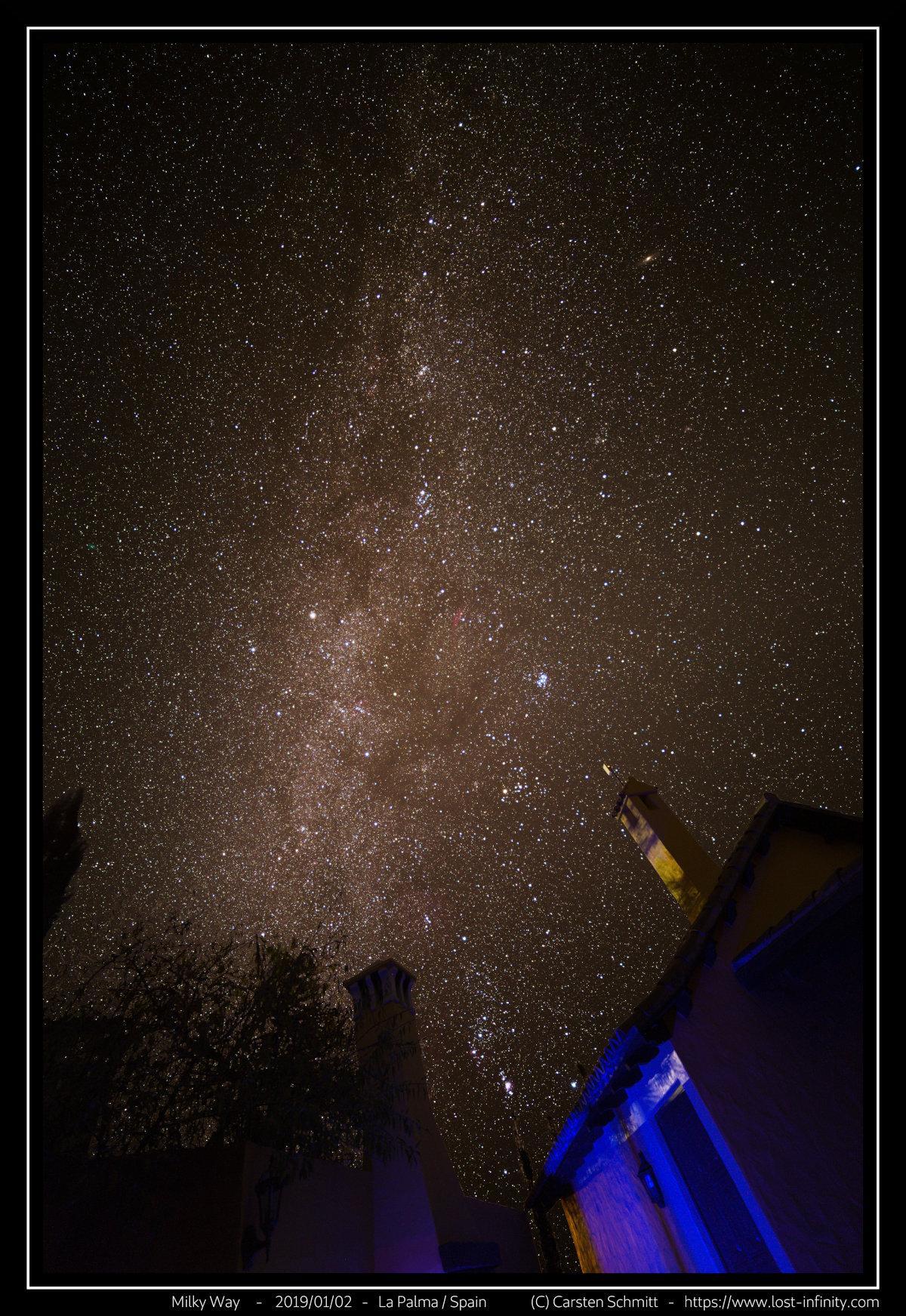 Milky Way - 2019/02/01